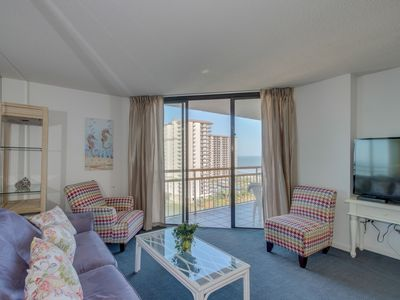 Photo for Oceanfront condo in a private community, great amenities, close to everything