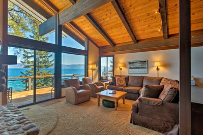 Escape to the shores of Lake Tahoe at this charming vacation rental home!