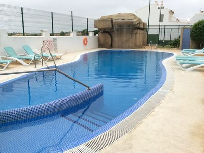 Photo for Feel good and relax in Vejer - pool, air conditioning, Wi-Fi