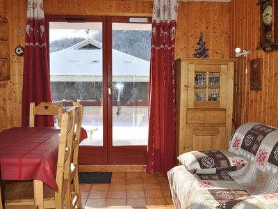 "Photo for Residence ""Les Airelles II"" located in the area of ""La Panthiaz"". Residence located near the gondola"