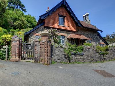 Photo for Cosy cottage in quiet setting nearby magnificent beaches of Lynton