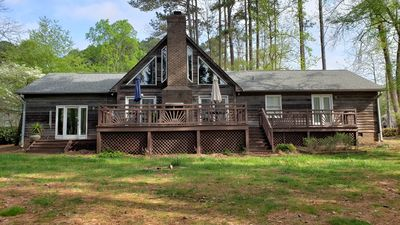 Photo for Lake Norman Get-a-Way Great for Family Gathering