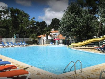 Photo for 1BR Mobile Home Vacation Rental in ST JEAN DE MONTS