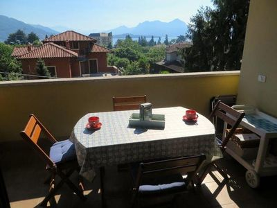 Photo for Holiday apartment Baveno for 1 - 2 persons with 1 bedroom - Holiday apartment
