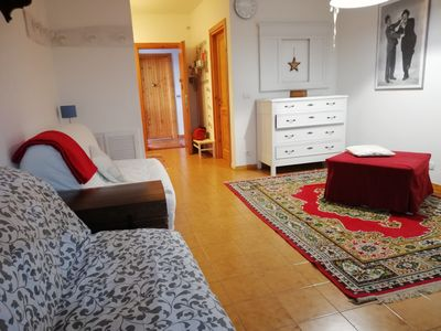 Photo for Apartment within walking distance from Fiumalbo center and the ski slopes