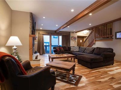 Photo for Spacious Steamboat Townhome With Private Hot Tub And Private Sauna!