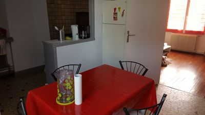 Photo for HOUSE IN VILLAGE STATION THERMALE BOURBON LANCY 71140
