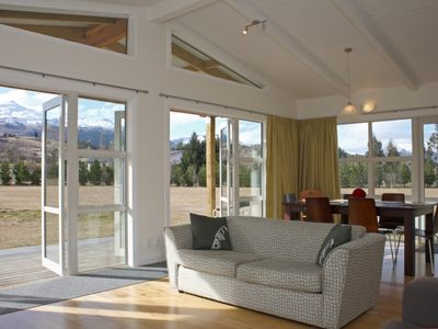 Photo for Crystal Cottage-Stunning Country Setting!