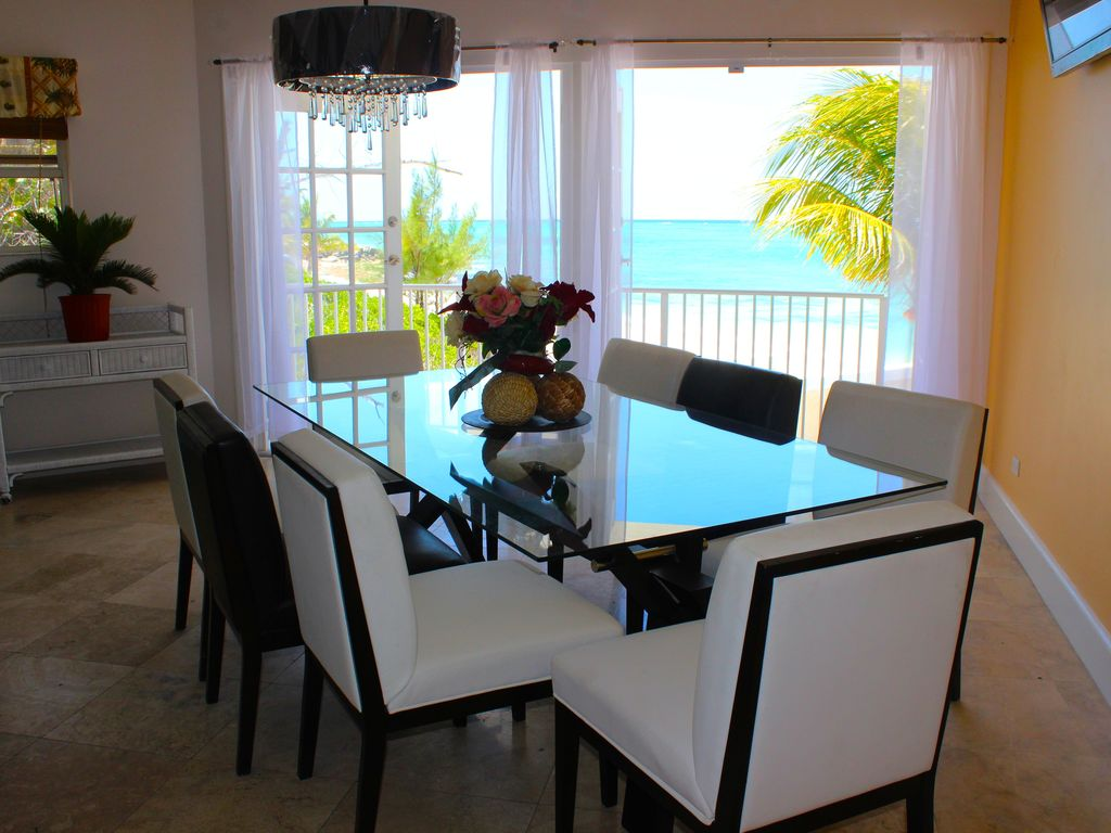 summer 2017 special! beach front residence with breathtaking
