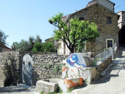 Photo for Vacation home Agnese (DOL235) in Dolcedo - 5 persons, 2 bedrooms