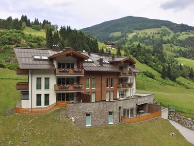 Photo for Luxury and charming apartment near popular Saalbach/Hinterglemm.
