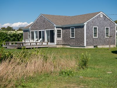 Photo for Summer Cottage with Views of the Sakonnet Harbor