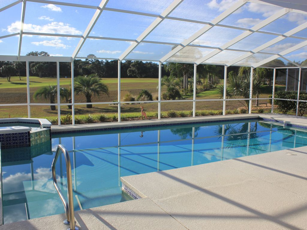 Inverness Crystal River Area Large Pool Vrbo