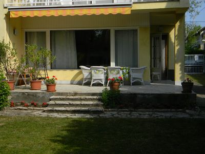 Photo for Holiday house only 200 m from Lake Balaton