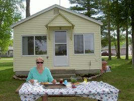 Photo for 2BR Cabin Vacation Rental in Lincoln, Michigan