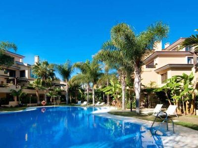 Photo for Rent Puerto Banus Beachside Villa