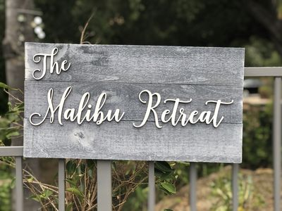 Photo for The Malibu Retreat: Happiness Bus + Music Promoter Guest House Combo w/ Pool