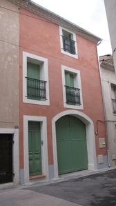 Photo for Rent f 2 furniture in village of BOUZIGUES