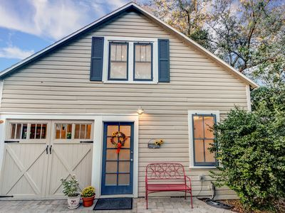 Photo for Charming Carriage House In Sanford's Historic District