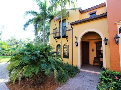 Photo for Ole' at Lely Resort -Resort-style living - 3 bedroom Townhouse- New Rental!