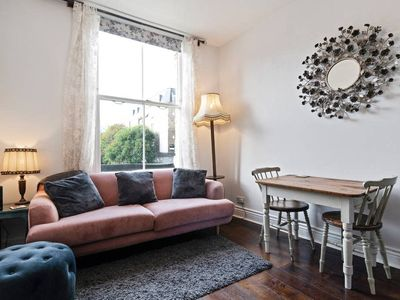 Photo for Chic 1 bed apartment, Holloway, 1 min to station.