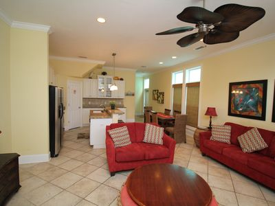 Photo for New Just Listed! Seahorse Beach House private 4 bedroom home w/private pool.