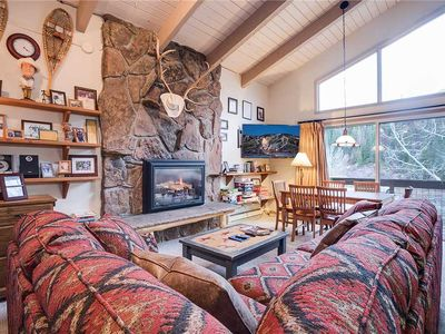 Photo for SE077 by Mountain Resorts ~Top Floor Condo with Community Hot Tub!