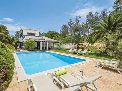Photo for Countryside villa w/ pool + gardens. Short drive to beach + amenities