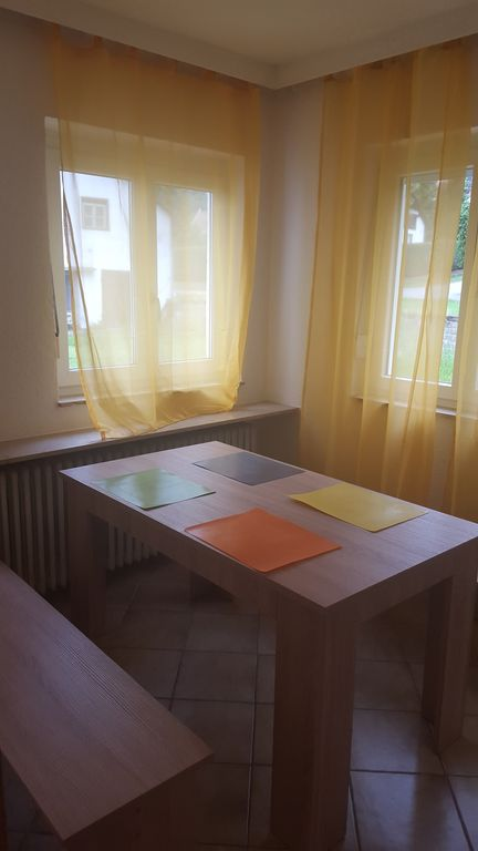 Wonderful apartment in the beautiful Altmühltal