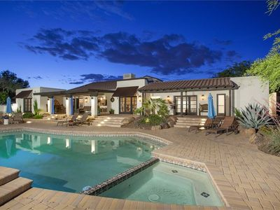 Photo for Luxury Villa at the base of Camelback Mountain