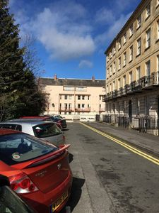 Photo for Cheltenham Centre 2 bed 3rd floor Apartment with street resident parking permit