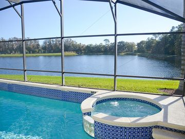 Newly Renovated Luxury South Facing Pool/Spa Lakefront View Free WiFi Game Room