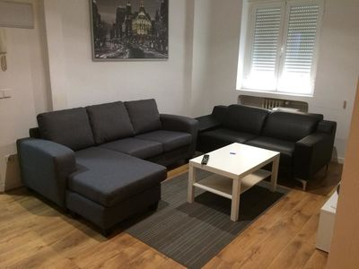 Photo for 3BR Apartment Vacation Rental in Madrid,