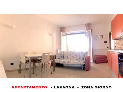 Photo for Apartment 100 meters from the beaches and near the center