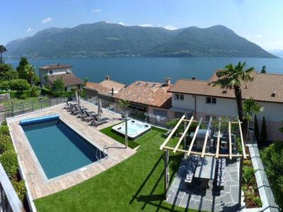 Photo for Holiday apartment Brissago for 2 - 4 persons with 1 bedroom - Holiday apartment