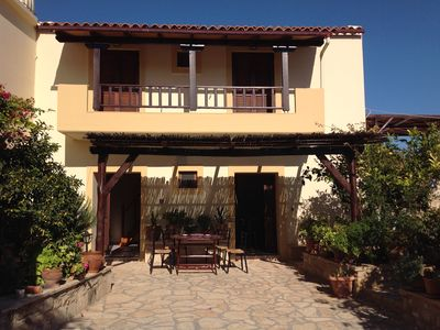 Photo for Experience original Crete - holiday in a traditional stone house
