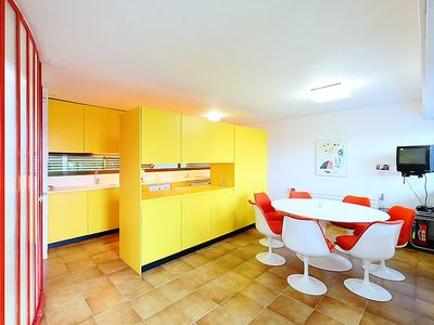 Photo for Vacation home Urb Vallpineda Avda. Miquel Utrillo 99 in Sitges - 6 persons, 3 bedrooms