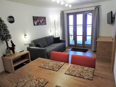 Photo for Apartment Schlössle, 1 bedroom - Haus Elisabeth - Family Pieraert