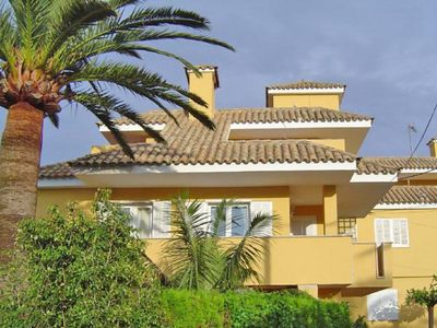 Photo for Comfortable and quiet apartment in Port Pollenca. 6 min. Footpath to the beach.