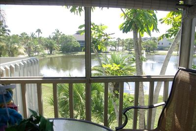 View from our front porch