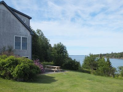 Photo for 4BR Seaside Cottage, Light & Airy with Gorgeous Ocean Views, Private Beach