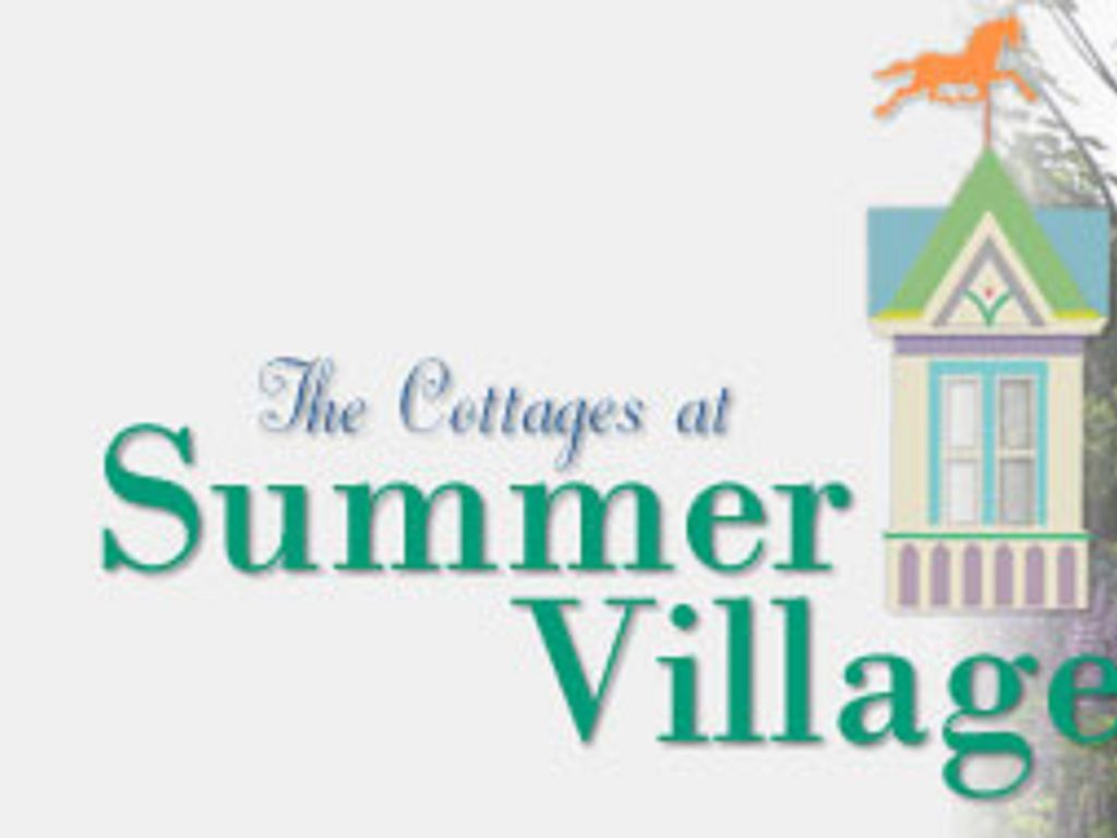 Great Cottage at Summer Village with lots of privacy ~ 1st rental season!