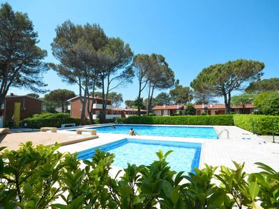 Photo for Apartment Club dei Pini  in Bibione - Lido dei Pini, Adriatic Sea / Adria - 8 persons, 3 bedrooms