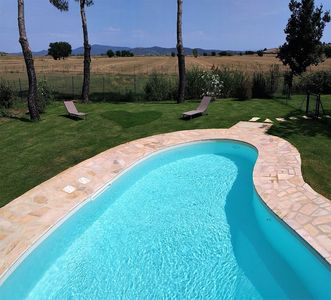 Photo for Paduletti - elegant country house near the sea with pool and dependance