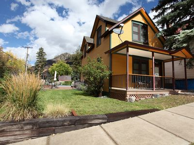 Photo for Renovated Historic Home Heart of Downtown Ouray