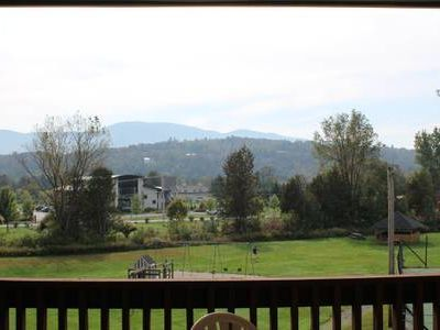 Photo for Spacious Studio right off Mountain Road!: 0.5 BR / 1 BA  in Stowe, Sleeps 2