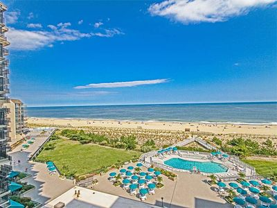 Photo for Remodeled 2BR+den, 2BA Sea Colony Oceanfront Condo - Sleeps 8