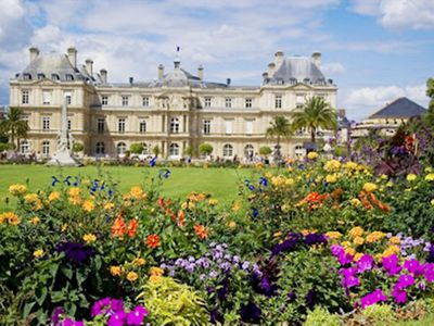 Photo for LUXEMBOURG GARDENS LUXURIOUS PENTHOUSE,TERRACE,STUNNING VIEWS, ST GERMAIN, SEINE
