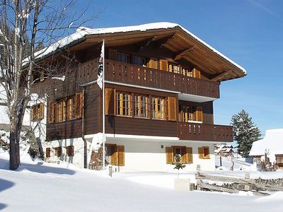Photo for Apartment Im Rägeboge in Adelboden - 2 persons, 1 bedrooms