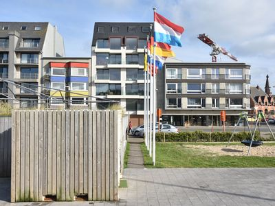Photo for New and luxurious apartment in the centre and near the sea of Bredene